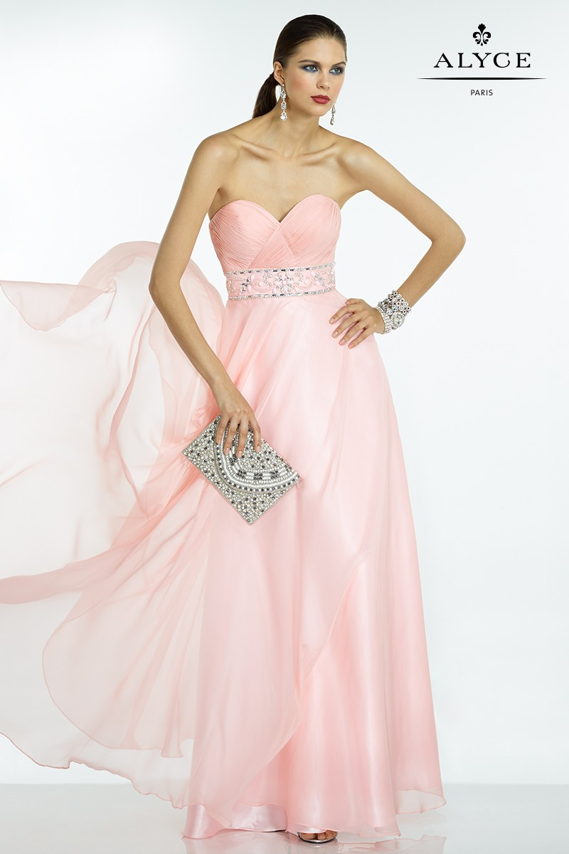 Prom Dresses with Natural Waist