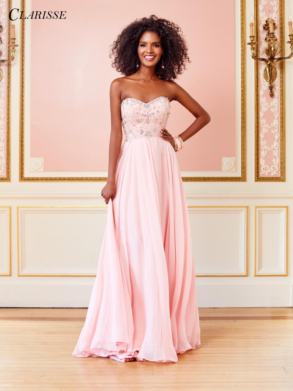 0c87043573d Clarisse 3472 Dress - MadameBridal.com