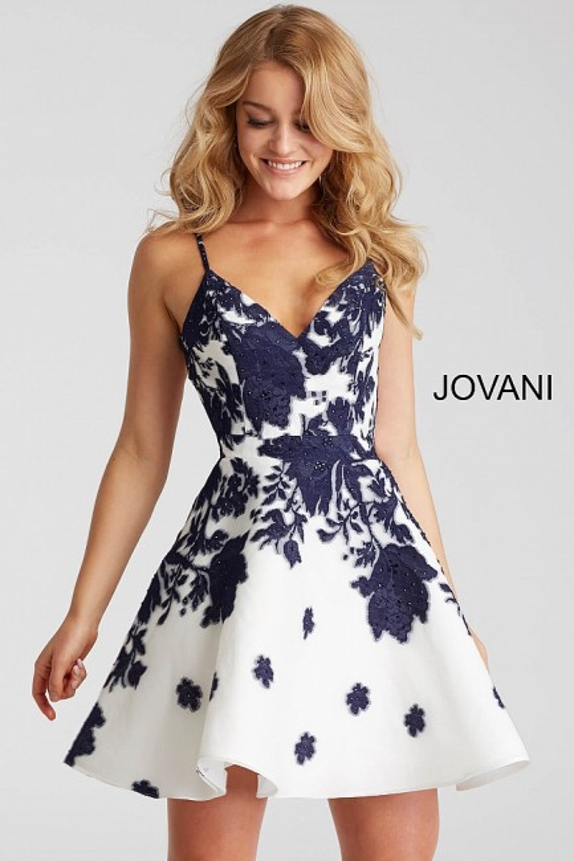 1bbc5a750f8 Jovani 53204 Homecoming Dress