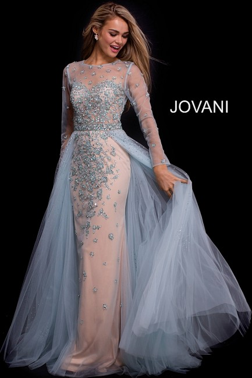 bf664d5a19 Jovani 53743 Dress - MadameBridal.com