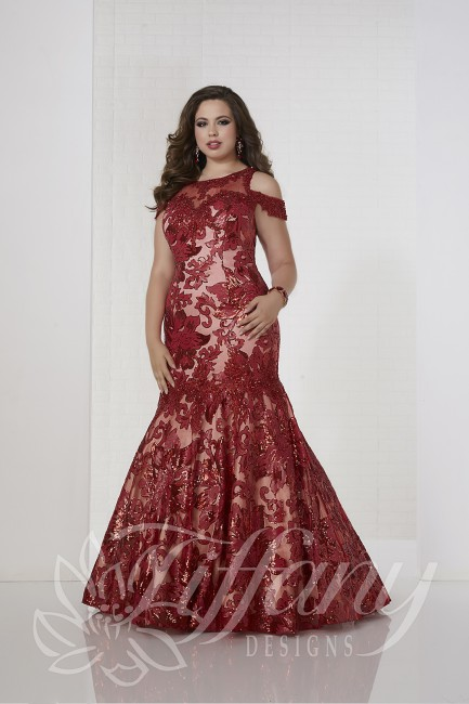 377938854529 Tiffany Designs 16312 Dress - MadameBridal.com