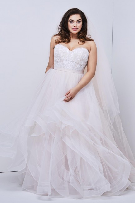 76a76f66f WTOO 17118 Lula Dress - MadameBridal.com