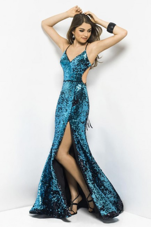 Blush 9554 Prom Dress