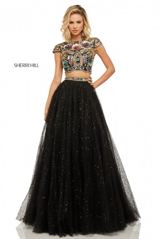 5d1b5243e4 Sherri Hill 52435 Dress - MadameBridal.com