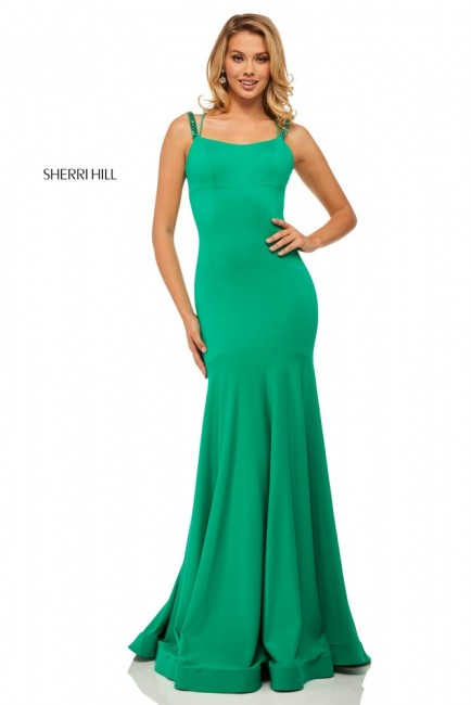c2125bcff7f Sherri Hill 52883 Dress - MadameBridal.com