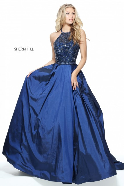 183a519c316 Sherri Hill 51242 Prom Dress