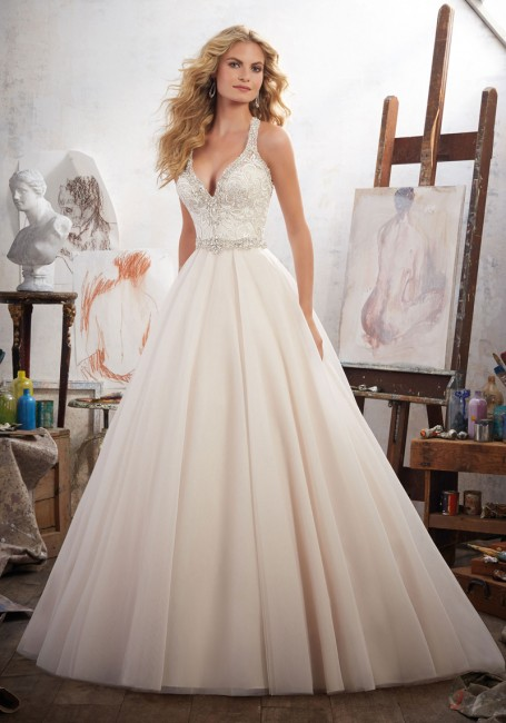 Mori Lee 8119 Margarita Wedding Dress