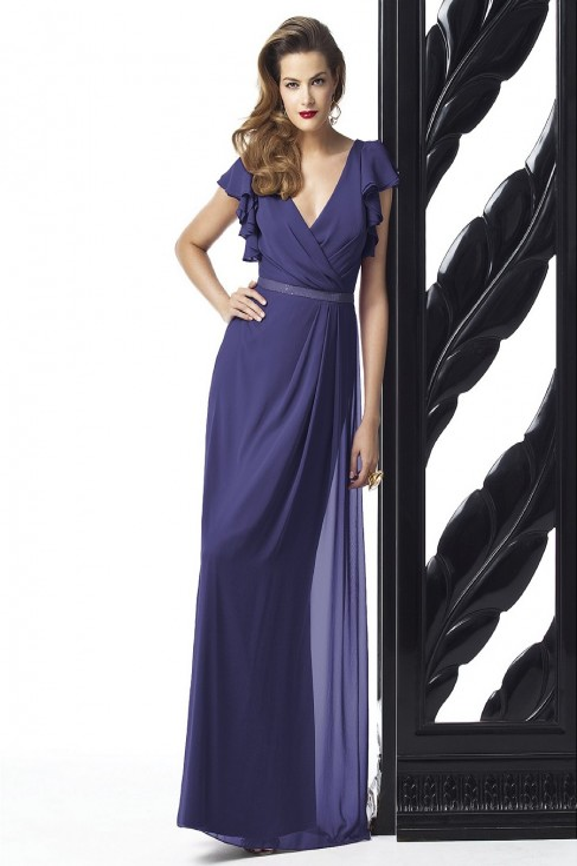 Dessy 2874 Bridesmaid Dress