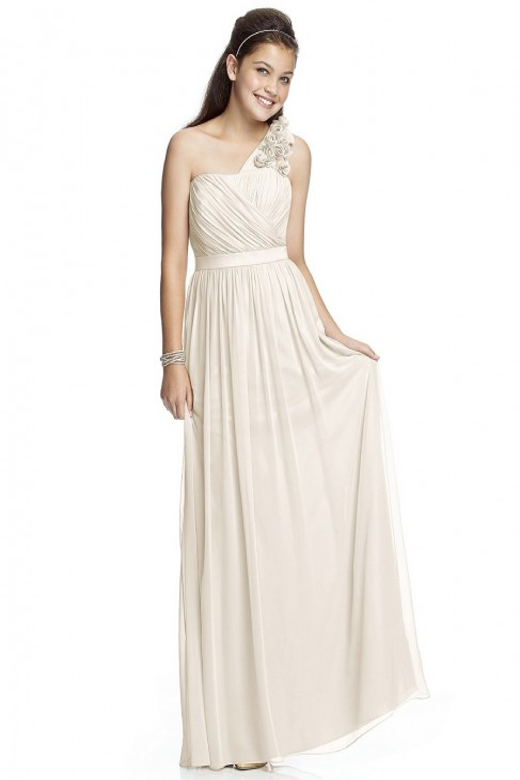 Dessy JR526 Junior Bridesmaid Dress