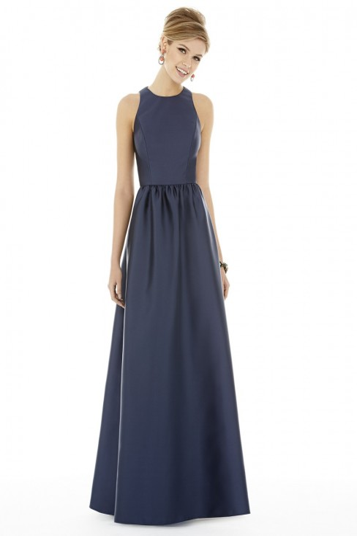 e72fa60c4b5 Alfred Sung D707 Bridesmaid Dress