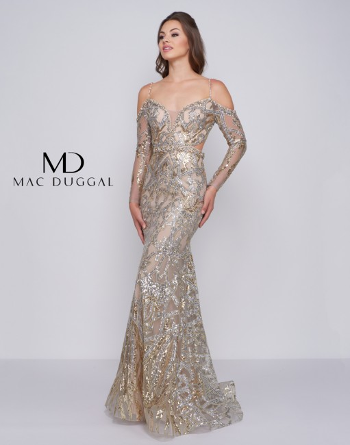 dc9df501919 Mac Duggal 50551M Dress - MadameBridal.com