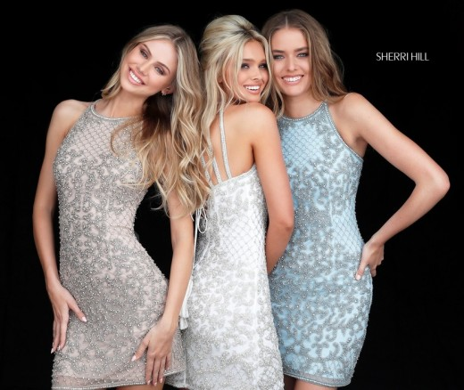 Sherri Hill 51501 Short Dress