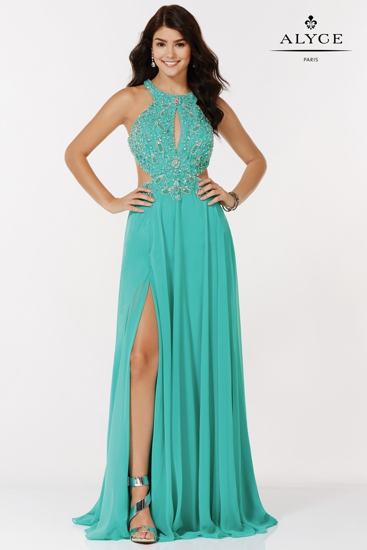 fb07fa6e220 ... Alyce Paris 6678 Prom Dress ...