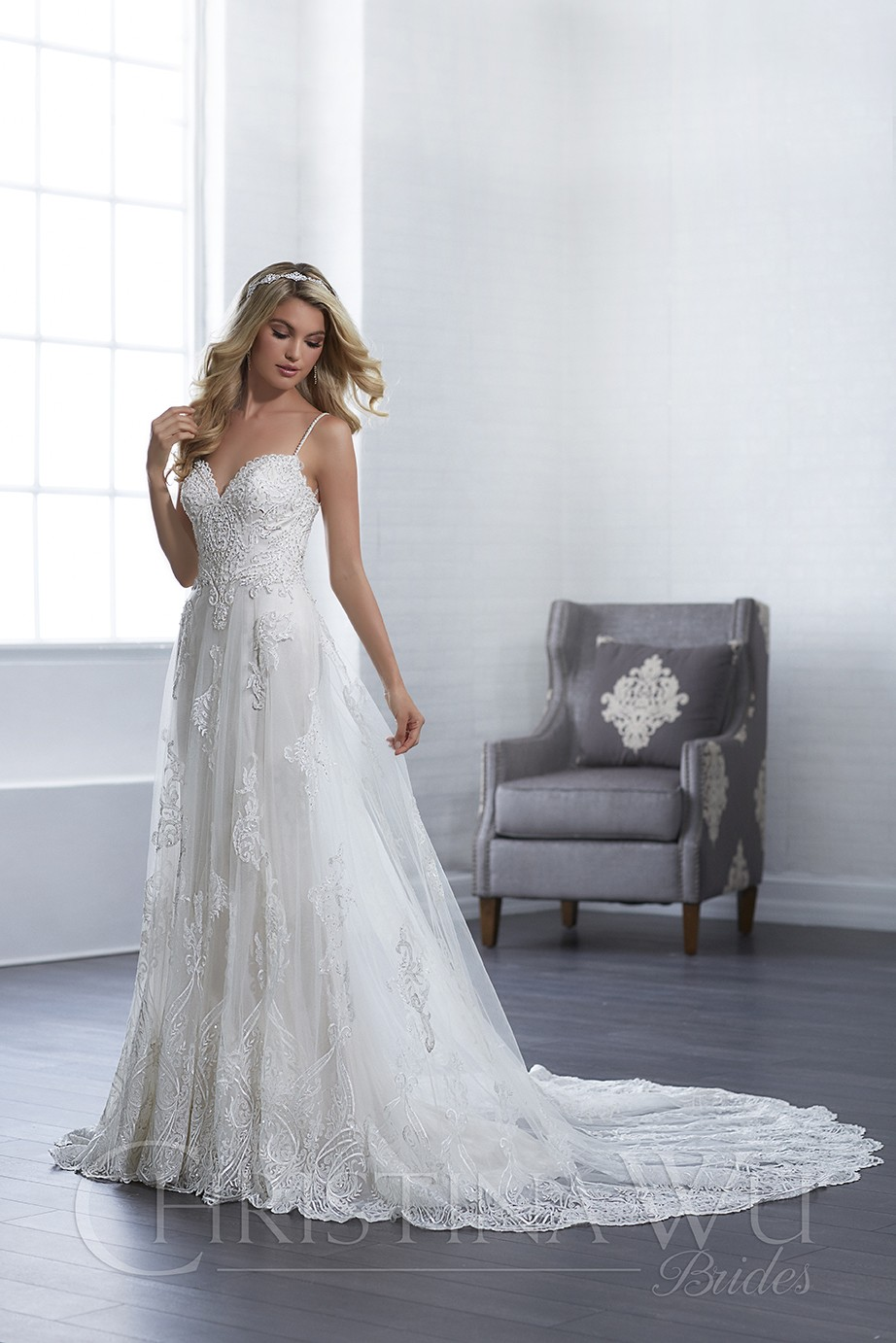 47bde6d1a91 Christina Wu Occasions Wedding Gowns