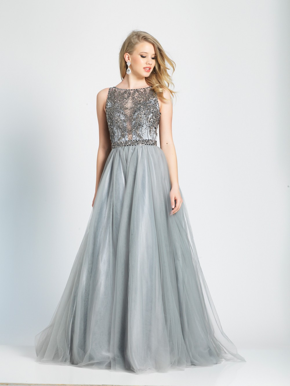e42d07f9707 Dave and Johnny A7120 Dress - MadameBridal.com