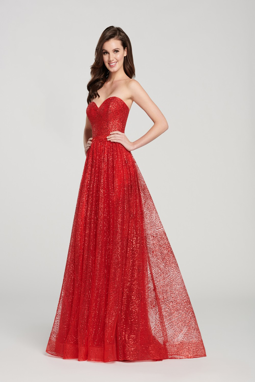 de5d5f270a2 Ice Blue Sweetheart Prom Dress - Data Dynamic AG