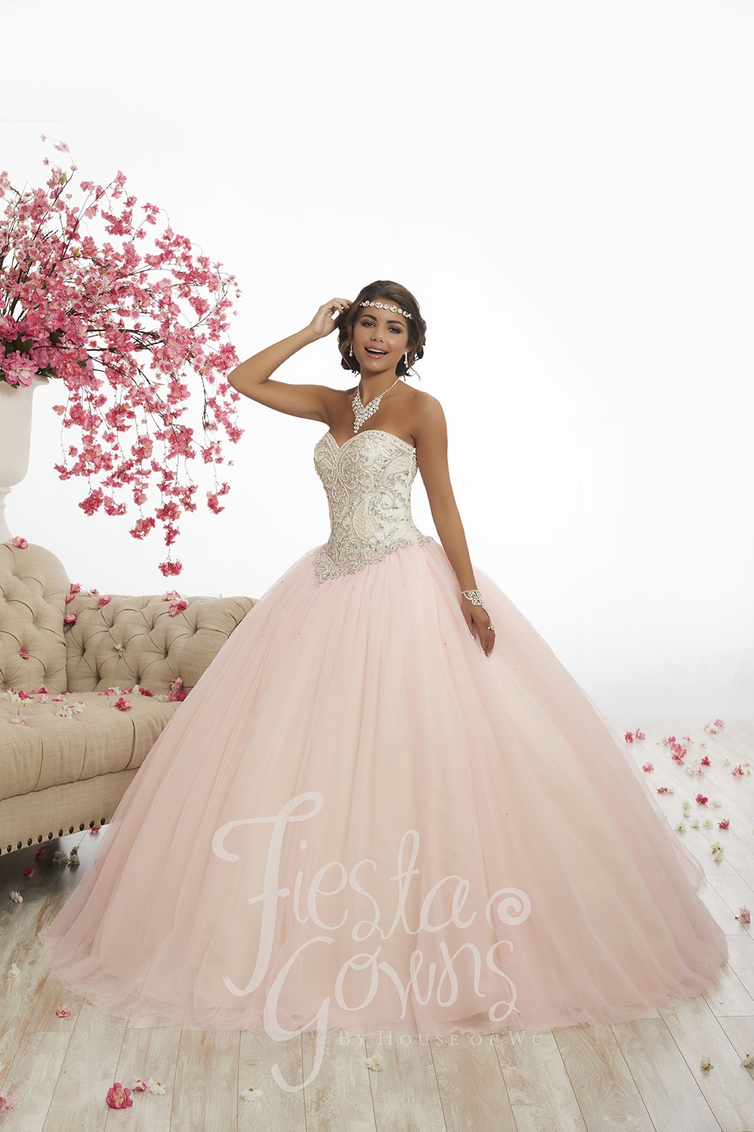 29520f1f525 Fiesta Gowns by House of Wu - Dress Style 56337 ...