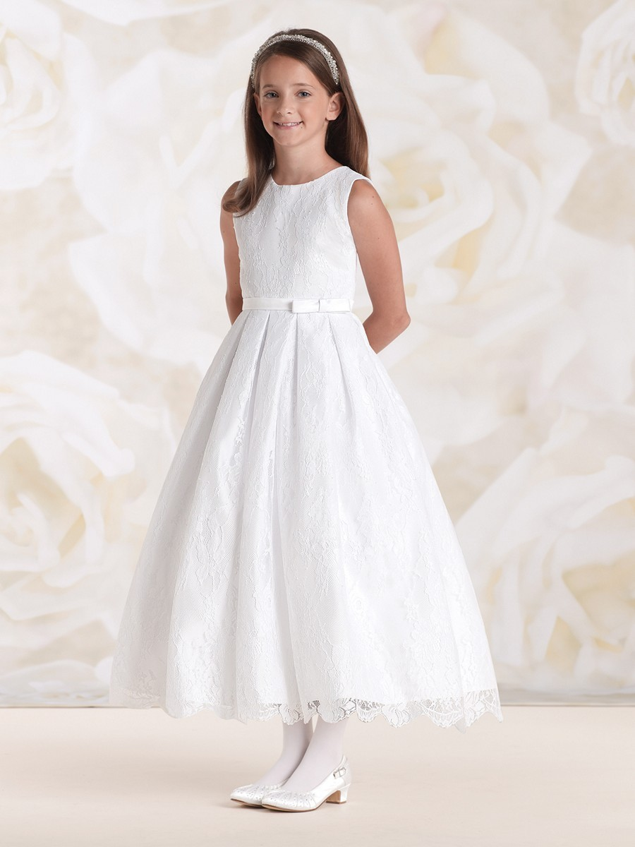 54f8ced499a Joan Calabrese 115325 Flower Girl Dress
