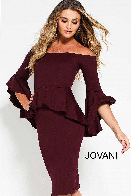 ac49762b87d3a Jovani 57290 Dress - MadameBridal.com