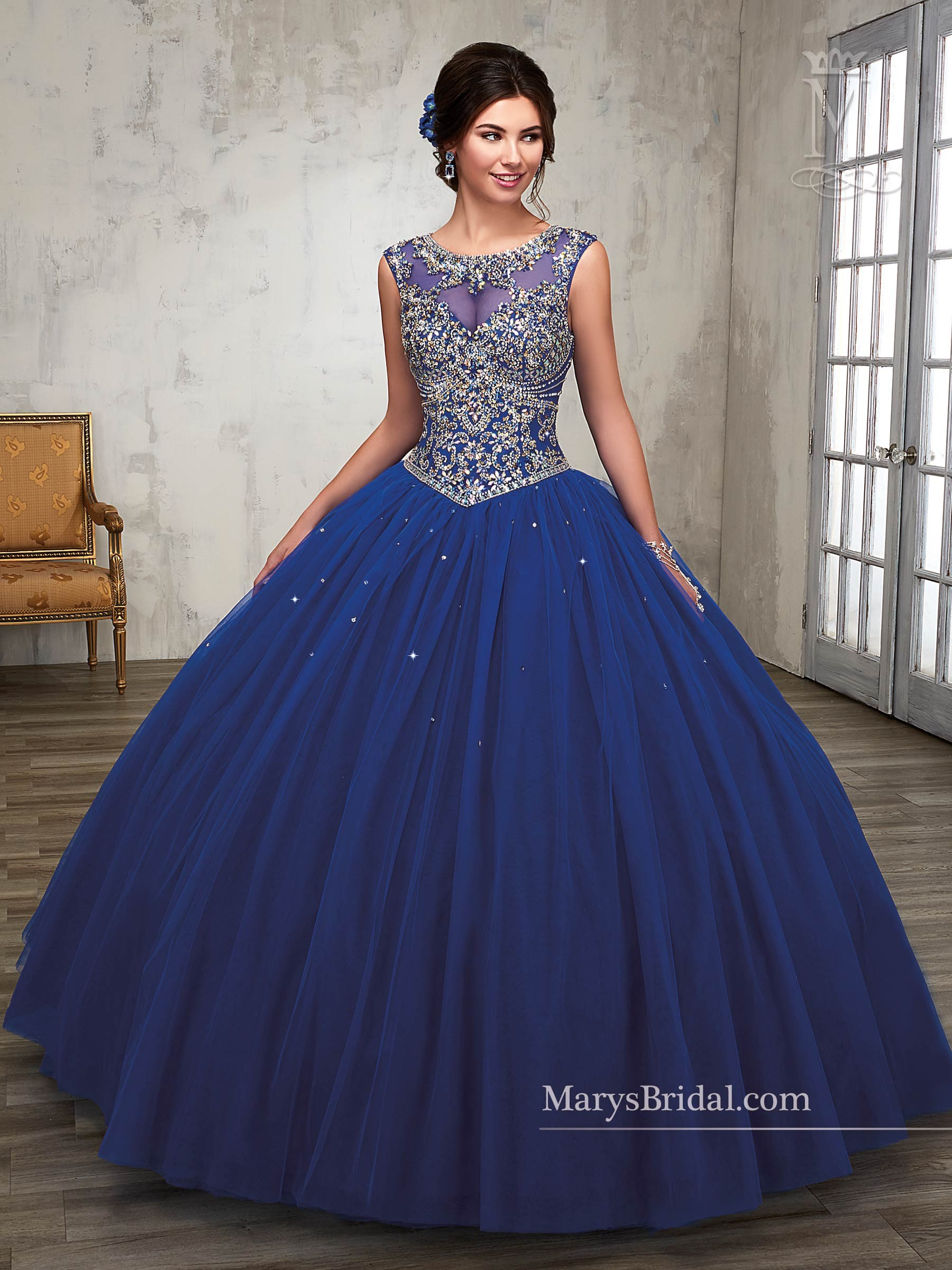 76924a83309 Marys Bridal 4804 Quinceanera Dress. Tap to expand