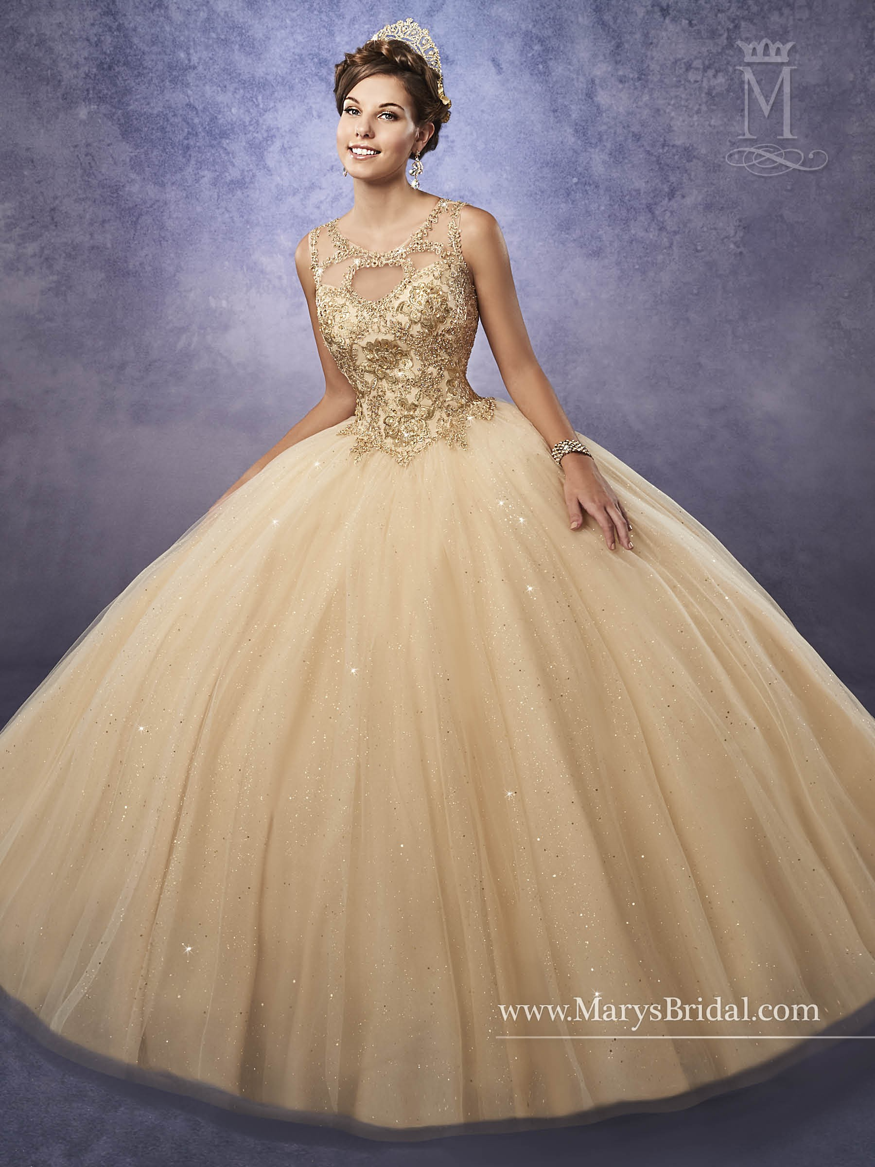 07f5c72cfbe Marys Bridal 4Q496 Quinceanera Dress