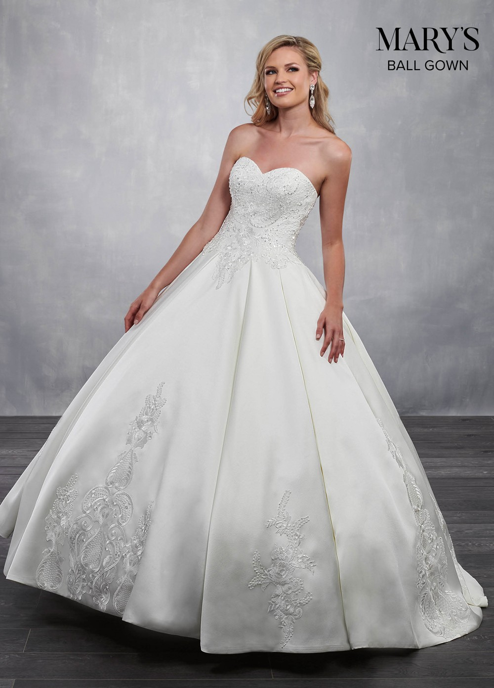df2210f8412c Beaded Lace Wedding Dress With Pleated Skirt Oleg Cassini Cwg780 ...