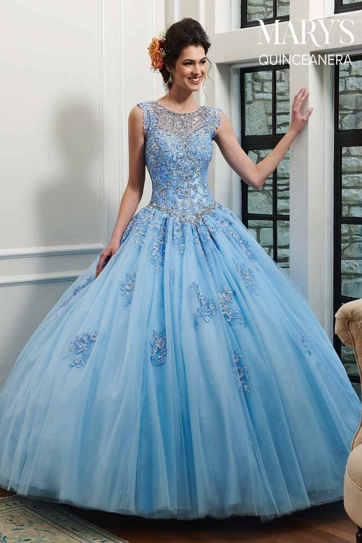 371fb012557 Marys Bridal MQ2029 Dress - MadameBridal.com