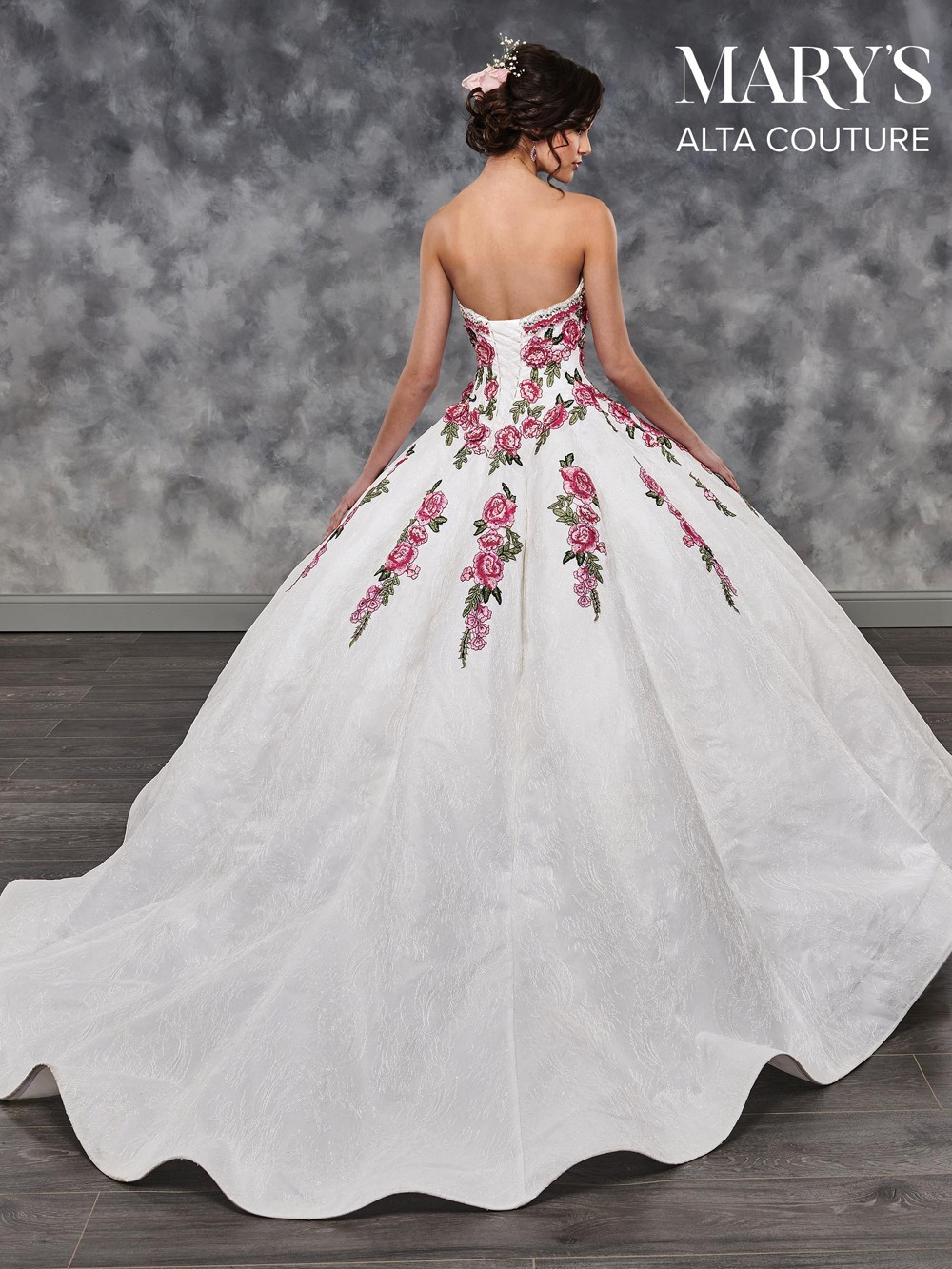 628e9935ad9 Marys Bridal MQ3014 Dress - MadameBridal.com