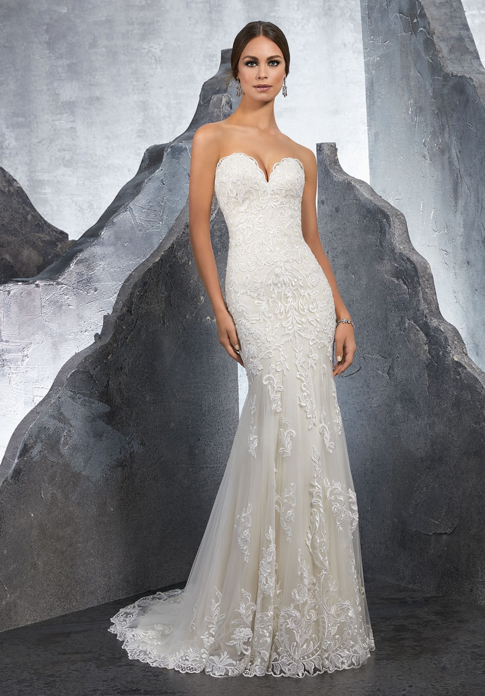 Mori Lee Kirstie Style 5615 Dress Madamebridalcom