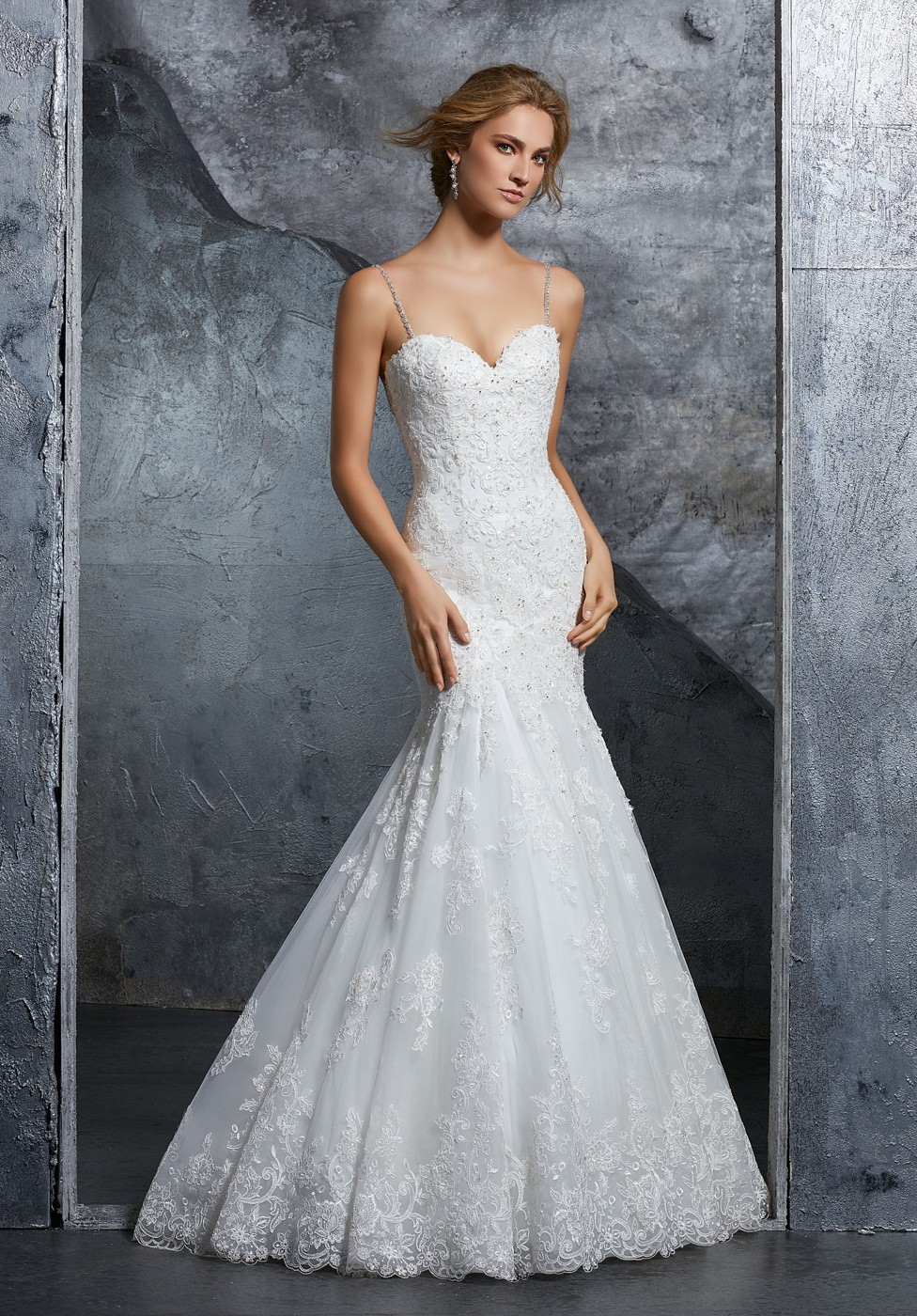 1273cd81e0 Mori Lee Kenzie Style 8210 Dress - MadameBridal.com