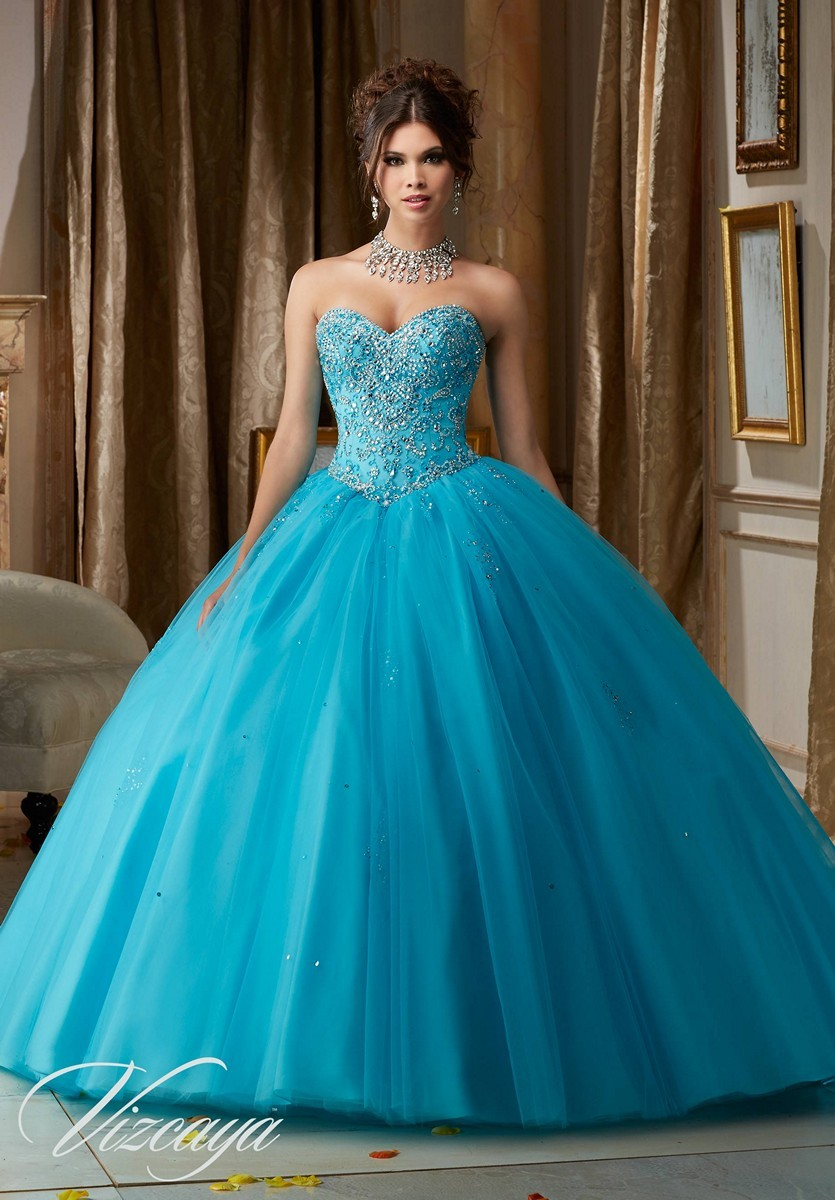 d1e93bf9262 Quinceanera Dresses Blue And Yellow