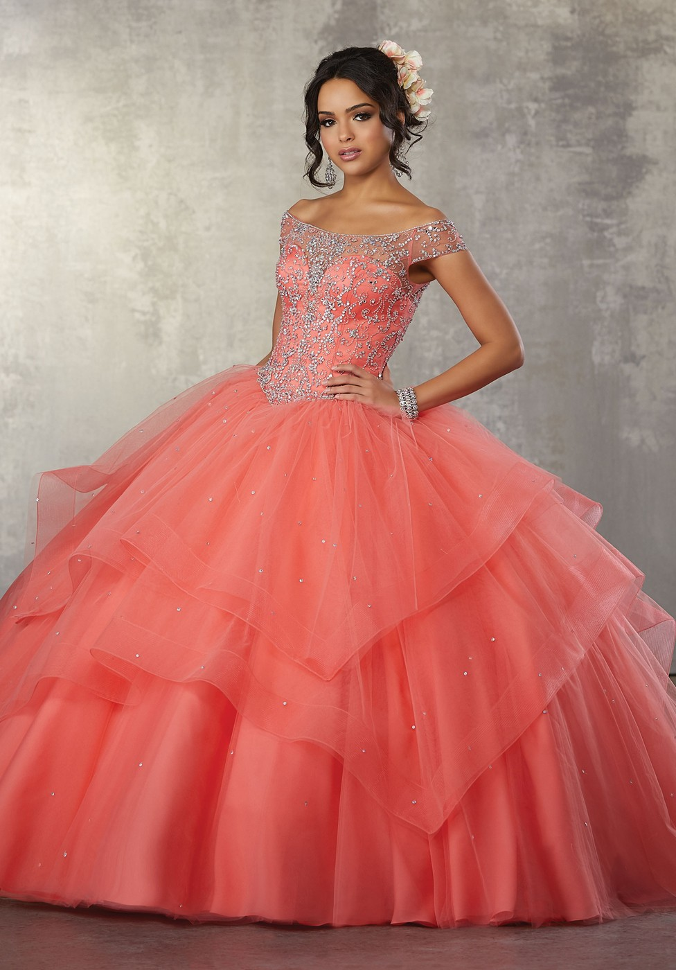 17a9f0d46d Ball Gown Sweet 16 Dresses