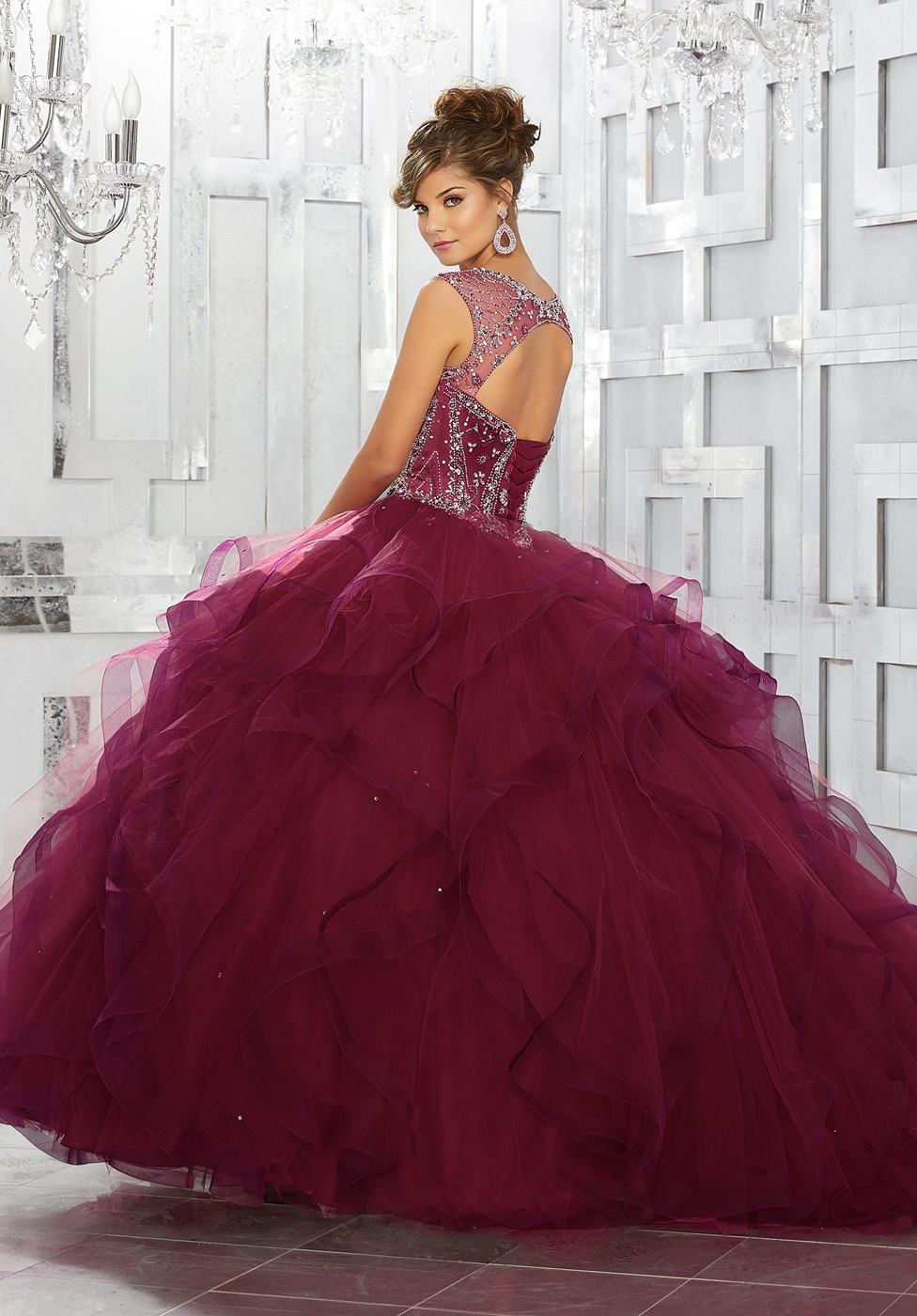 9941d74764 Mori Lee Vizcaya 89141 Quinceanera Dress