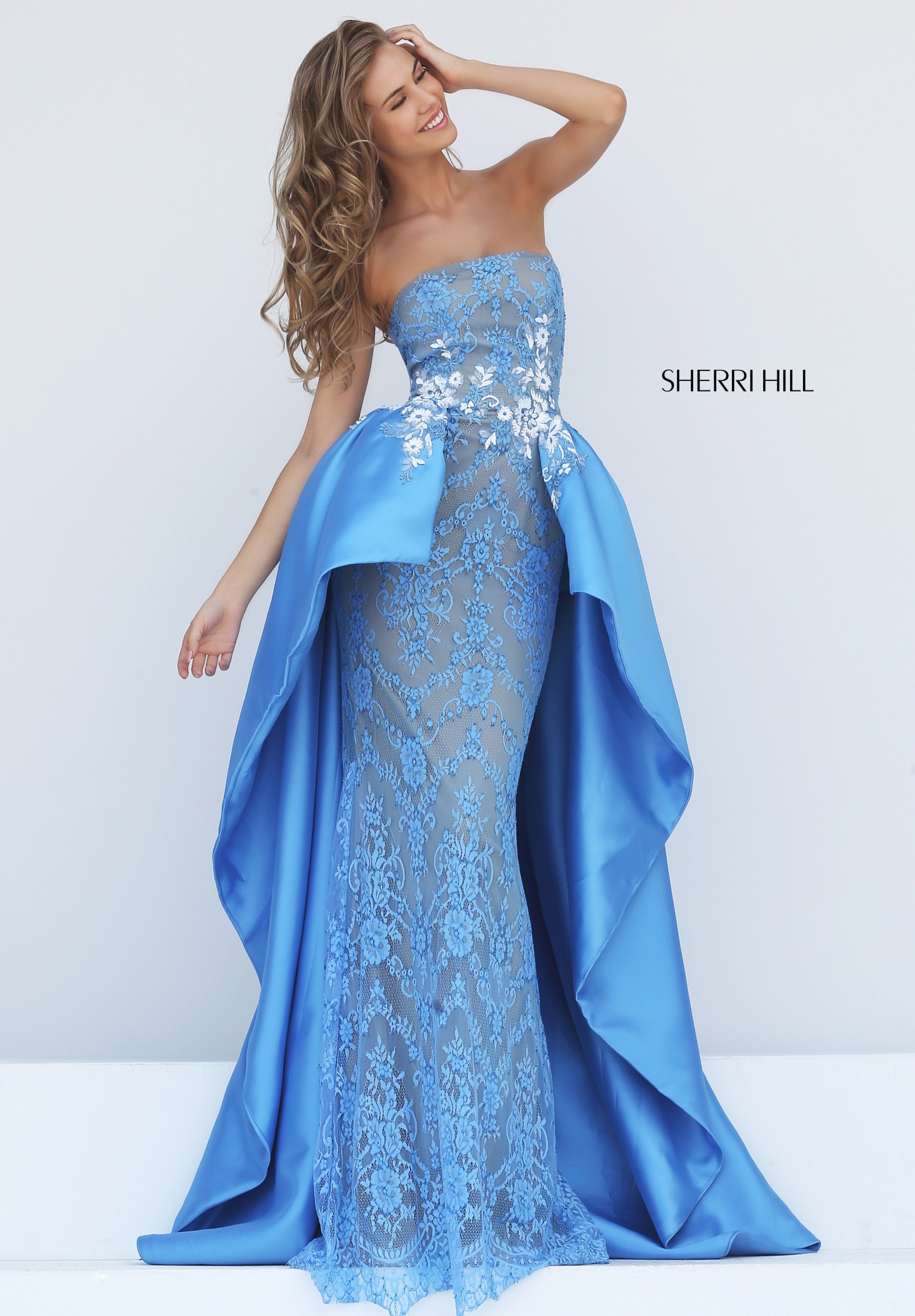 cf0cab5bf86 Sherri Hill 50842 Prom Dress. Tap to expand