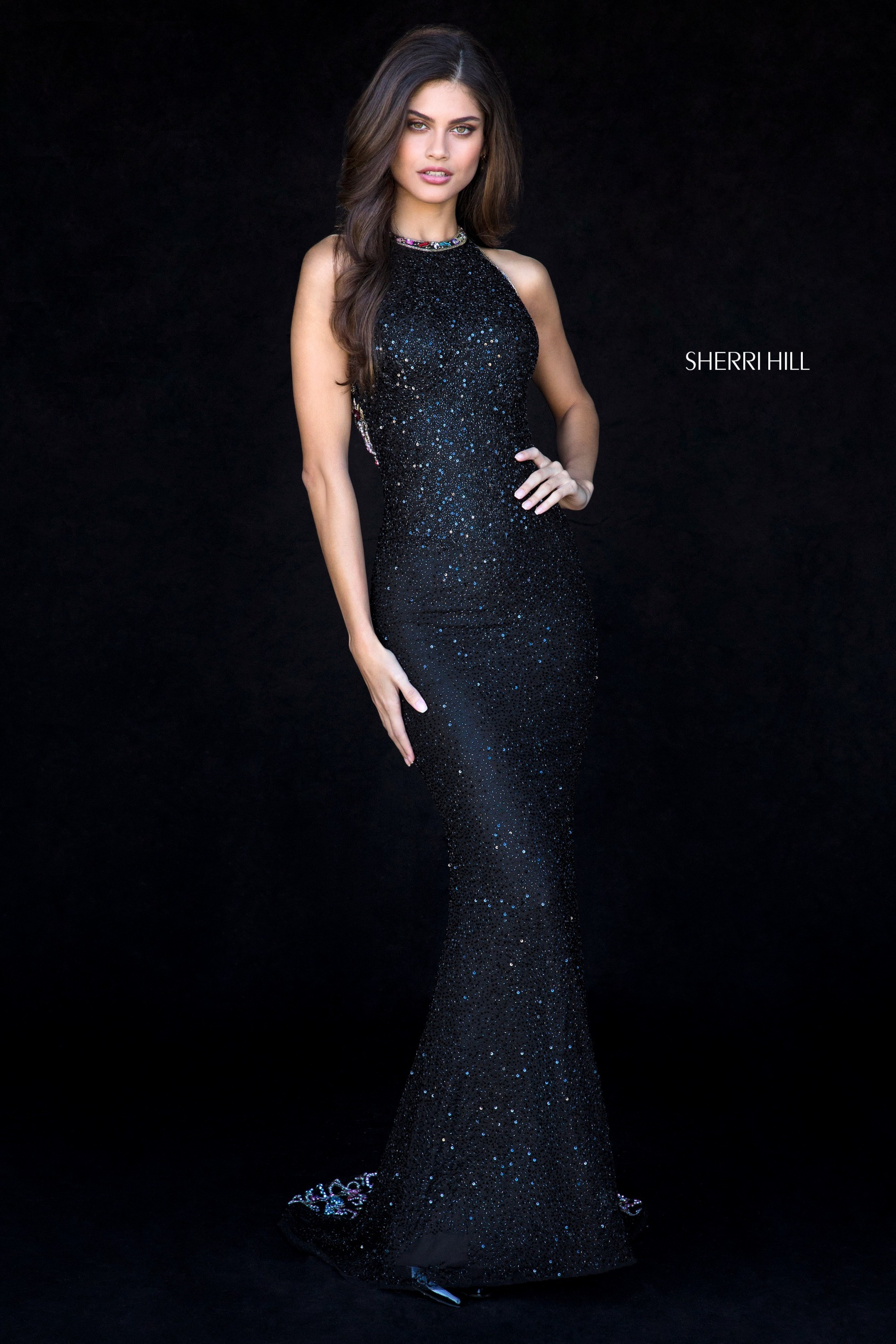 42aec87bdb Sherri Hill 51739 Dress - MadameBridal.com