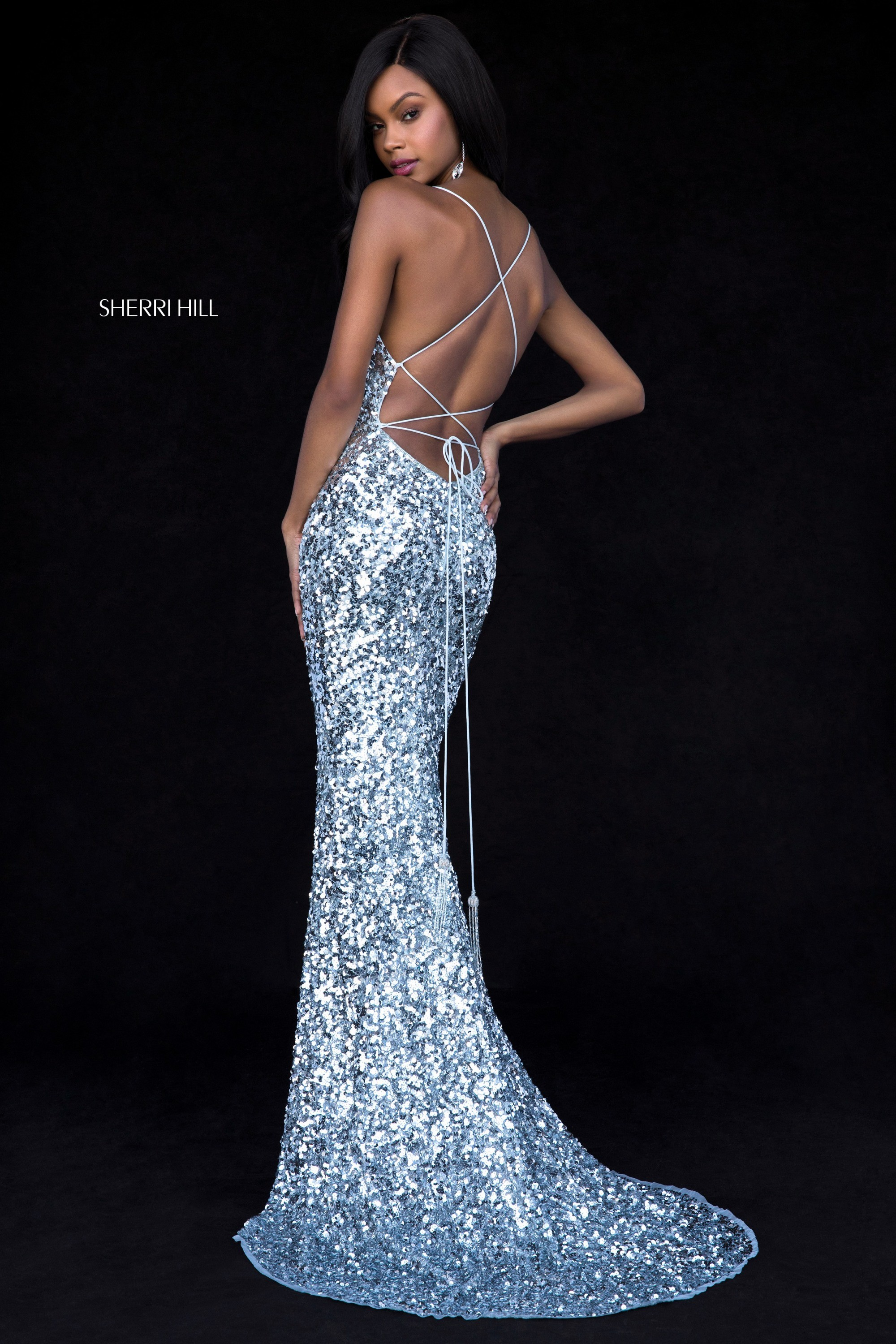 a9e384f5e2 Sherri Hill 51783 Dress - MadameBridal.com