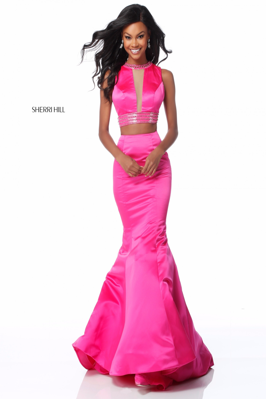933ba709cf Sherri Hill 51864 Dress - MadameBridal.com