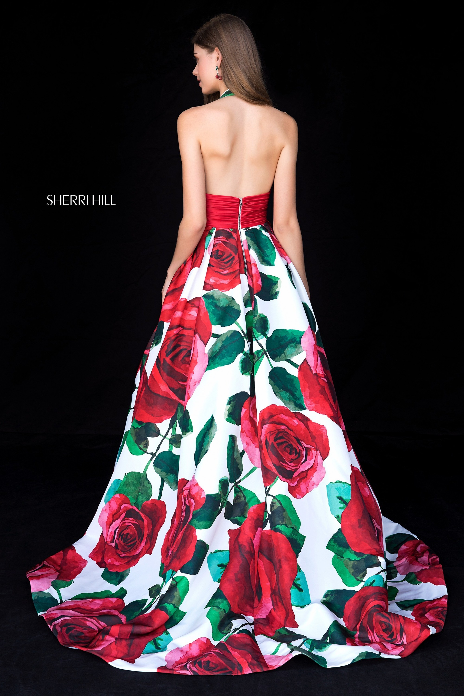 e2ab542003a Sherri Hill - Dress Style 52084 Sherri Hill - Dress Style 52084 ...