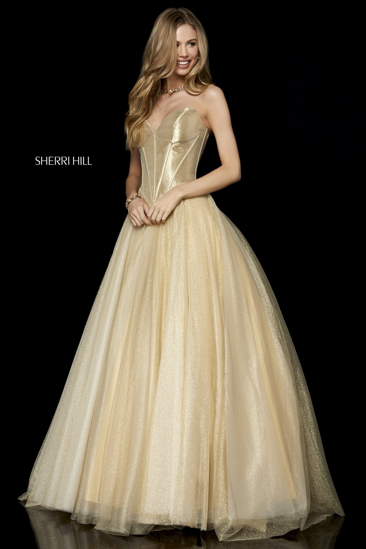 Long Corset Style Prom Dresses