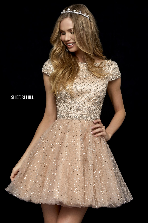6285d21aee4 Sherri Hill 52273 Dress - MadameBridal.com