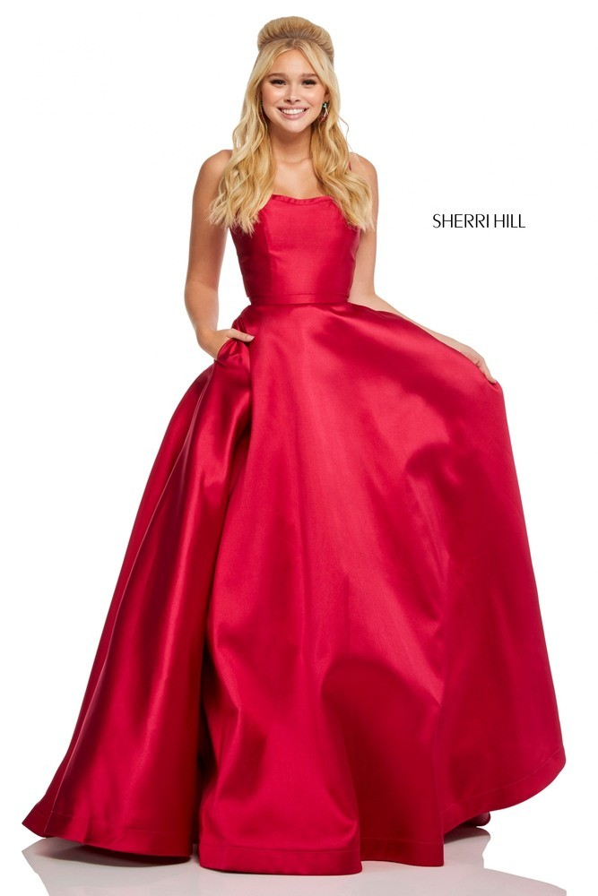 bf3074f5903 Sherri Hill 52715 Dress - MadameBridal.com