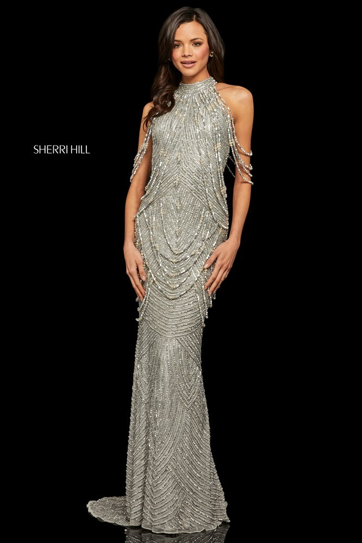 406ddcadf1d Sherri Hill 52949 Dress - MadameBridal.com