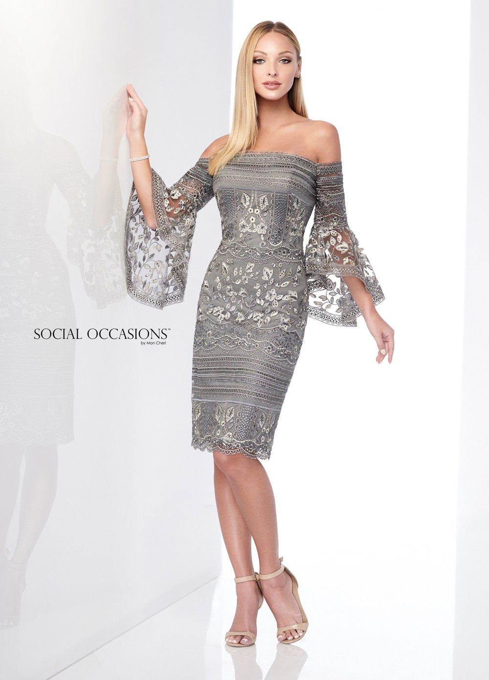 01f5db93a0 Social Occasions by Mon Cheri 218801 Dress - MadameBridal.com