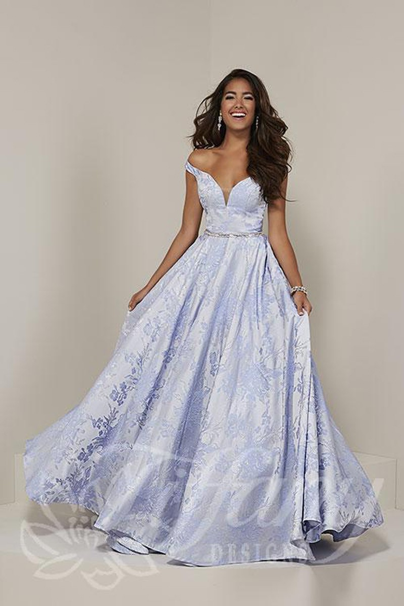 a1ffbc97a9a9 Tiffany Designs 16358 Dress - MadameBridal.com
