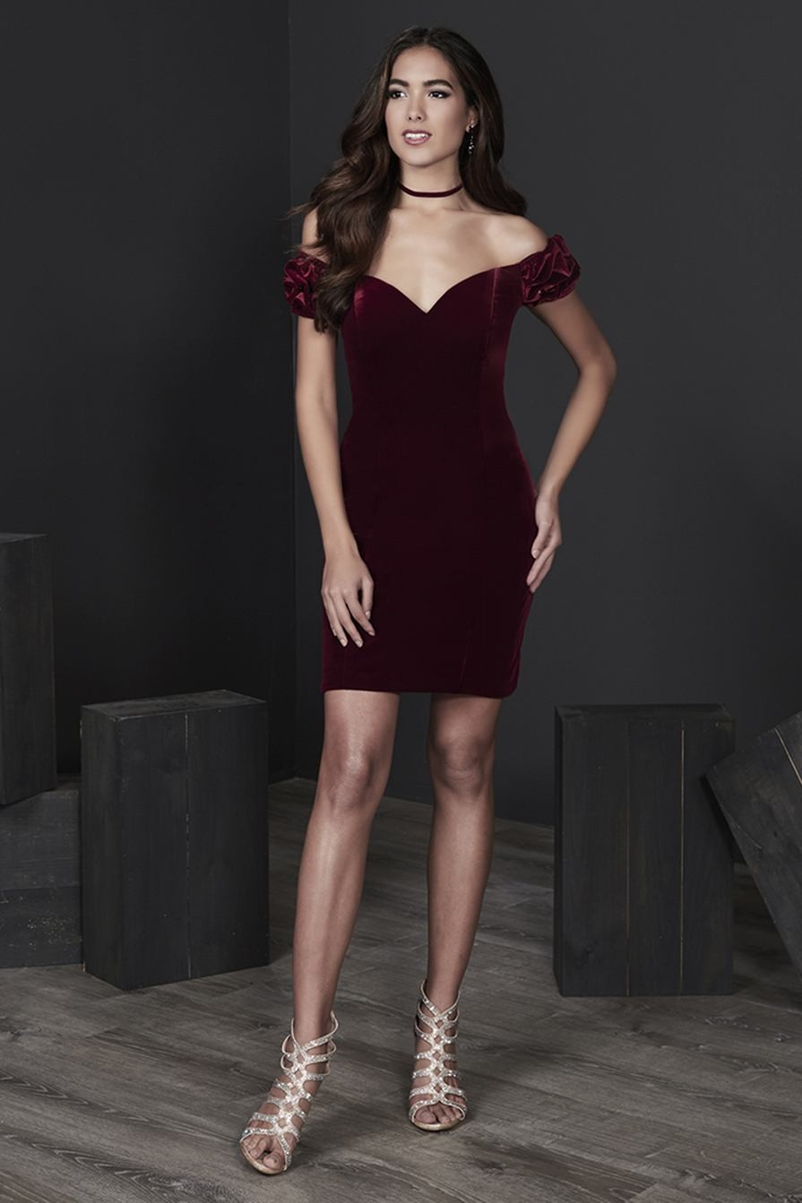 c1bce0e0a7e9 Tiffany Homecoming 27199 Dress - MadameBridal.com