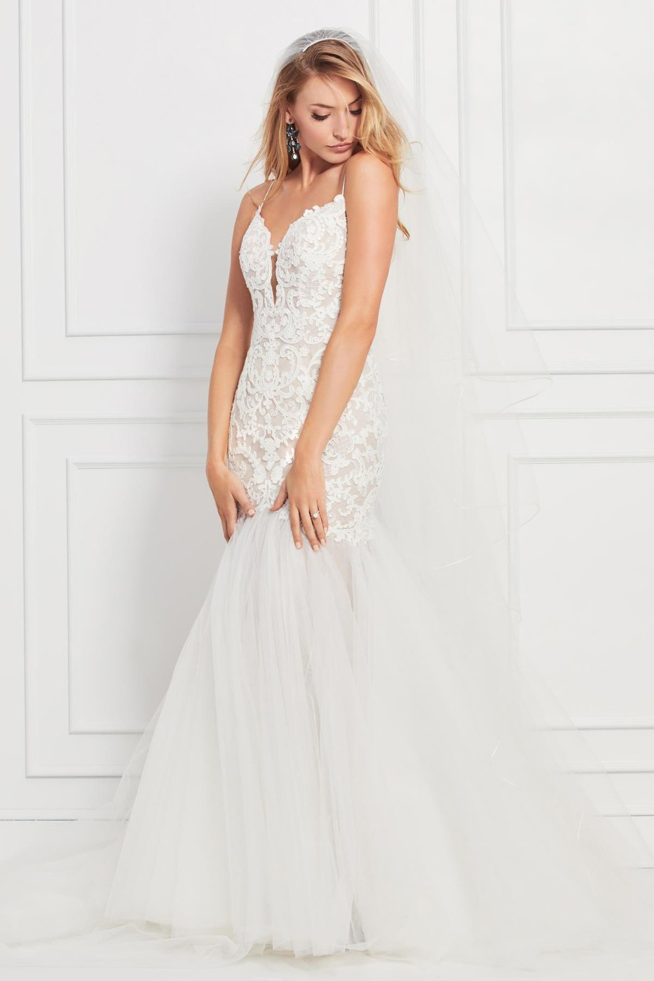 972cf449636 Tap to expand · WTOO - Dress Style 12104B Synclaire Beaded ...