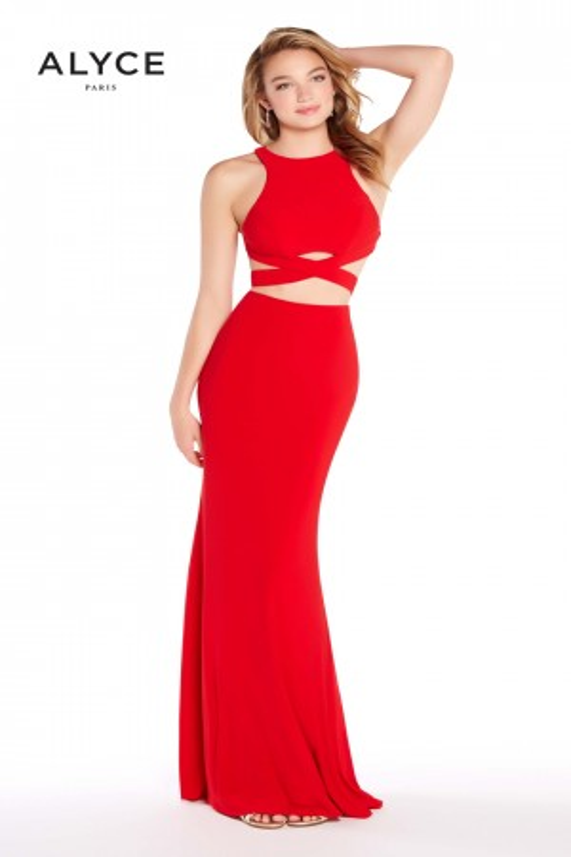 22ee10e0065 Alyce Paris 60003 Two-Piece Formal Dress