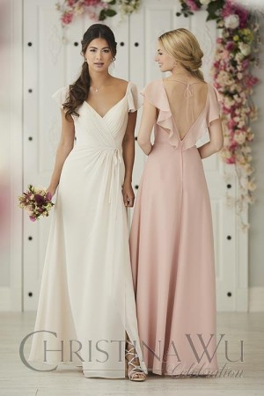 de4532b2c4f Bridesmaid Dresses in Figure-Flattering Designs and Trendy Colors
