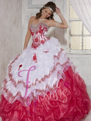 House of Wu 56255 Quinceanera Dress