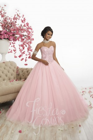 Fiesta Gowns by House of Wu - Dress Style 56298